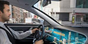 Continental: l'écran 3D Lightfield dans la cabine de la voiture!