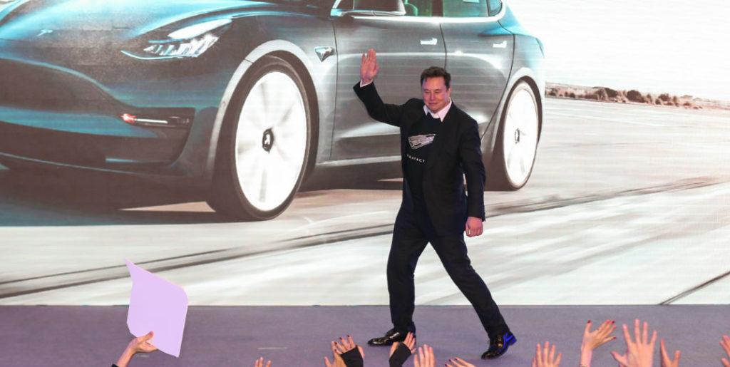 Tesla Record des ventes