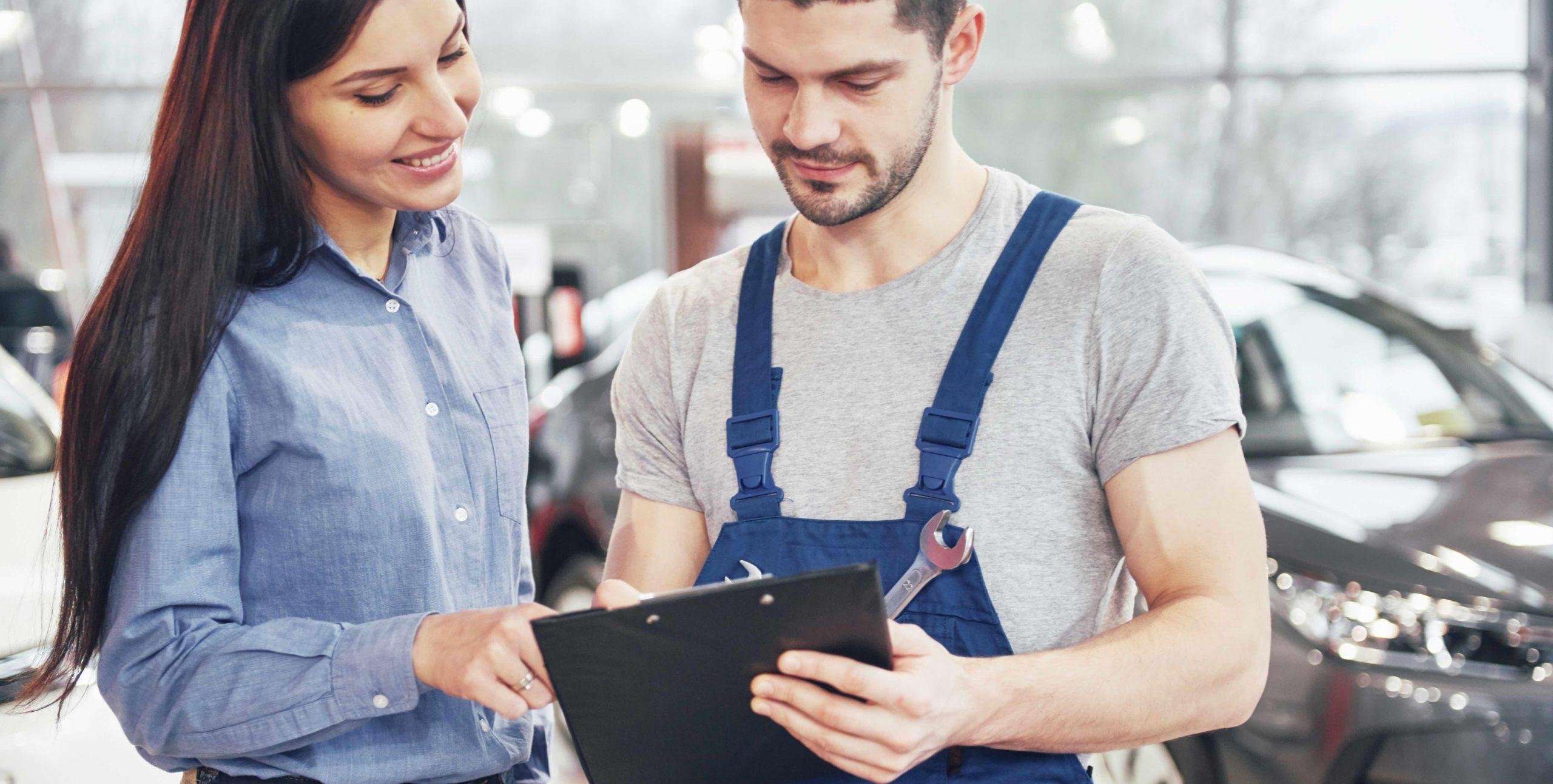 Voiture d'occasion : l'importance d'une inspection avant achat