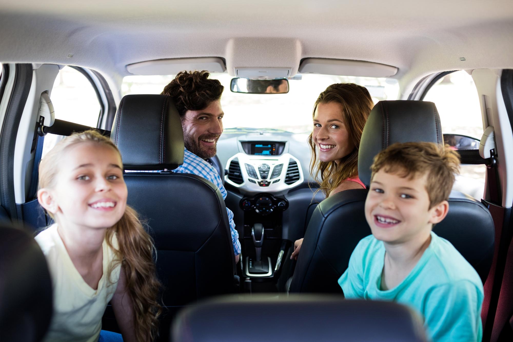 Comment occuper ses enfants en voiture ?