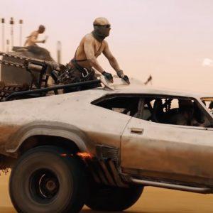 Top Course-Poursuite Cinéma - Mad Max